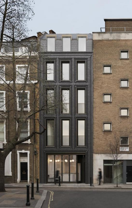 Bureau de Change architects, London (GB)	The Interlock, London (GB)