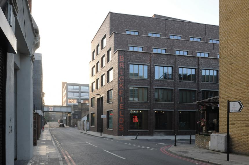Witherford Watson Mann Architects, London (GB)	\'Brickfields\' Business Centre, Hoxton (GB)